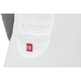 Compressport Trail Hurricane Liivi Miehet, white